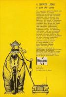 # 4/15 MONSANTO ST.LOUIS 1960s ITALY Advert Publicitè Reklame Chemistry Chemicals Plastic GMO Chemie Chimie Quimica OGM - Advertising
