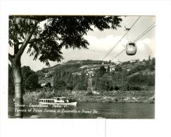 """TORINO,Esposizione """"ITALIA 61"""",Funivia E Parco Europa Di CAVORETTO-1961 - Italie"""