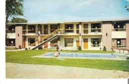 Lennoxville Motel Court, Lennoxville, Quebec - Sherbrooke