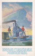 BALTIMORE , Maryland , 1927 ; Century Of Railroad Progress Exhibition ; #4 - Baltimore