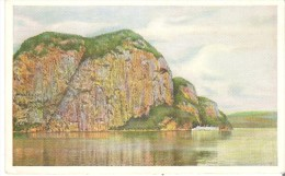 Cape Trinity Is Formed Of Three Immense Peaks, Saguenay - Saguenay