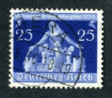 9753  Reich 1936 ~ Michel #620  ( Cat.€1.40 ) - Offers Welcome. - Used Stamps