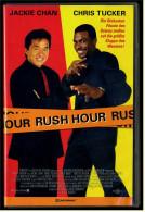 VHS Video  -  Rush Hour  -  Mit : Ken Leung, Jackie Chan, Tom Wilkinson, Tzi Ma  -  Von 1998 - Action & Abenteuer