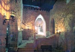 Espagne  Parador De Turismo  Escalier  Principal - Spanje
