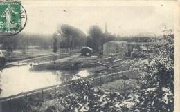 PICARDIE - 60 - OISE - MAROLLES Près De LA FERTE MILLON - 700 Hab - Canal De L'Ourcq Et Usine - Other Municipalities