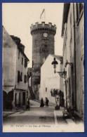 03 VICHY La Tour De L'Horloge - Animée - Vichy