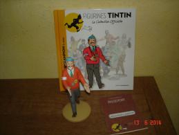 EDITION MOULINSART  SERAPHIN LAMPION LE RETOUR DANS TINTIN COKE EN STOCK - Tintin