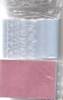 # 786 Größere Polybeutel 2x100 Mit Verschluß Neu 23€ Schutz/Einsortieren Lindner 160x220mm Bag For Stamp+letter Of World - Briefmarken