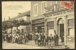 LE BOUCAU Avenue De Tarnos Pharmacie (Dastugue) Pyrénées Atlantiques (64) - Boucau