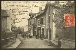 LE BOUCAU Rare Rue De La Barre (Dupacq) Pyrénées Atlantiques (64) - Boucau