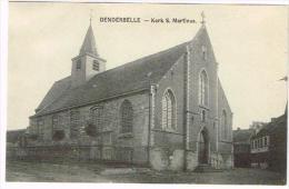Denderbelle - Kerk S. Martinus - Lebbeke