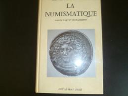 La Numismatique Valeur D´art Et De Placement De Alain Weil Et Patrice De La Perrière - Livres & Logiciels