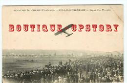 MEETING AERIEN à ISSY Les MOULINEAUX < DEPART D'UN MONOPLAN < AEROPLANE & AVIATION < DOS SCANNE - Meetings