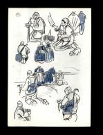 ILLUSTRATEURS BRETONS - MATHURIN MEHEUT - Mendiants - Meheut