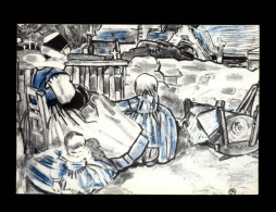 ILLUSTRATEURS BRETONS - MATHURIN MEHEUT - - Meheut