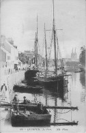 Quimper Le Port Très Bon Etat - Postcards