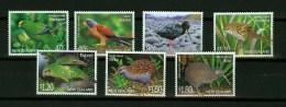 New Zealand 2000,7V,birds,uccelli,oiseaux,vögel,pajaros,MNH/Postfris,(E4274it) - Zonder Classificatie
