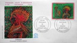 France 1976  FDC Minr.1989 ( Lot 3018  ) - FDC