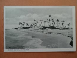 34001 PC: BARBADOS: Silver Sands, Barbados. - Postcards