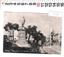 A 3353 MOLFETTA MONUMENTO GARIBALDI CORSO MATTEOTTI ANIMATA - Bari