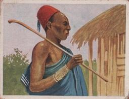 Zigaretten Sammelbild Deutsche Kolonien Bild Nr 63 Islamitischer Eingeborener Bulgaria Dresden - Cigarette Cards
