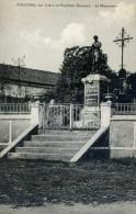 PONCHES  Par Crécy-en-Ponthieu  Le Monument - France