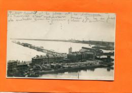DOVER /  DOUVRES    1929   VUE DU PORT      CIRC  OUI    EDIT - Dover
