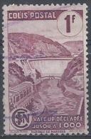 France Colis Postaux N°216A Obl. - Paketmarken