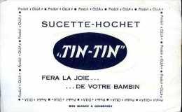 Buvard Produits Olla : Sucette-hochet Tin-Tin - Kids