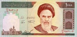 Iran 1000 Rials (1992-) Pick 143c UNC - Iran