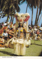 July Female Dance Championship , Aparima Dance , TAHITI , PU-1982 - Tahiti