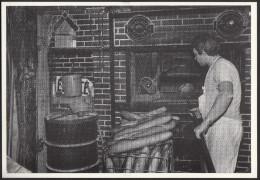 CPM 56 - NAYALO - Max ALLANIOUX - Boulangerie Michel Le Corno - (2) - Janvier 1986 - Kunsthandwerk
