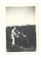 Photo ( 6 X 9 Cm) D'une Moto FN - Oldtimer  (b148) - Automobili