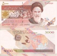 Iran 5000 Rials (2009) Pick 150 UNC - Iran