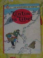 BD TINTIN, Tintin Au Tibet, édit 1981 Hergé - 62 Pages Casterman - Tintin