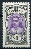 Océanie                                 27  ** - Oceania (1892-1958)