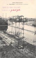 ¤¤  -  533  -   SAINT-MALO   -  Le Pont Roulant à Marée Basse   -  ¤¤ - Saint Malo