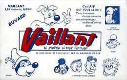 Buvard Journal Illustré Pour Enfants Vaillant - Kids