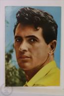 Original & Rare 1960s Postcard - Rock Hudson - Edited Postalcolor, Printed In Spain - Acteurs