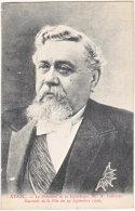 47. NERAC. Le Président De La République. M. A. Fallières. Souvenir De La Fête Du 29 Septembre 1906 - Nerac