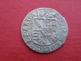 STRASBOURG  .CHARLES DE LORRAINE VAUDEMONT 3KREUERS 1606 ..  ALSACE.......... - 476-1789 Lehnsperiode