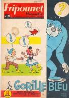 Fripounet. Marisette. 23 Mai 1963. - Books, Magazines, Comics