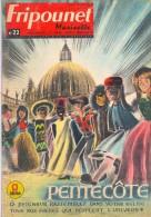 Fripounet. Marisette.30 Mai 1963. - Bücher, Zeitschriften, Comics