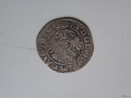 STRASBOURG  .......2 KREUZERS De 1591 .....  ALSACE.......... - 476-1789 Lehnsperiode