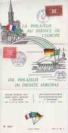 Europa Cept 1964 France/Germany Document Philatelique  (12963) - 1964