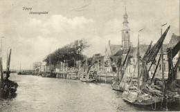 VEERE (Pays Bas) Port Bateaux De Peche - Veere