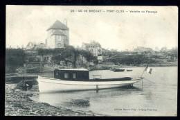 Cpa Du 22 Ile De Bréhat  Port Clos Vedette Du Passage   DPTY4 - Ile De Bréhat