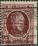 COB  201 A (o) / Yvert Et Tellier N° 201 (o) - 1922-1927 Houyoux