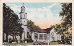 Old Saint Johns Church Richmond Virginia - Richmond