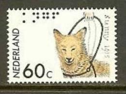 NEDERLAND 1985 MNH Stamp(s) Blind Dogs 1321 #7056 - Unused Stamps